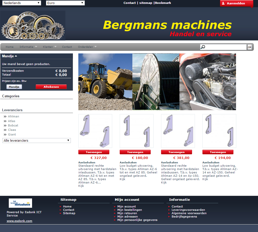 Bergmans machines