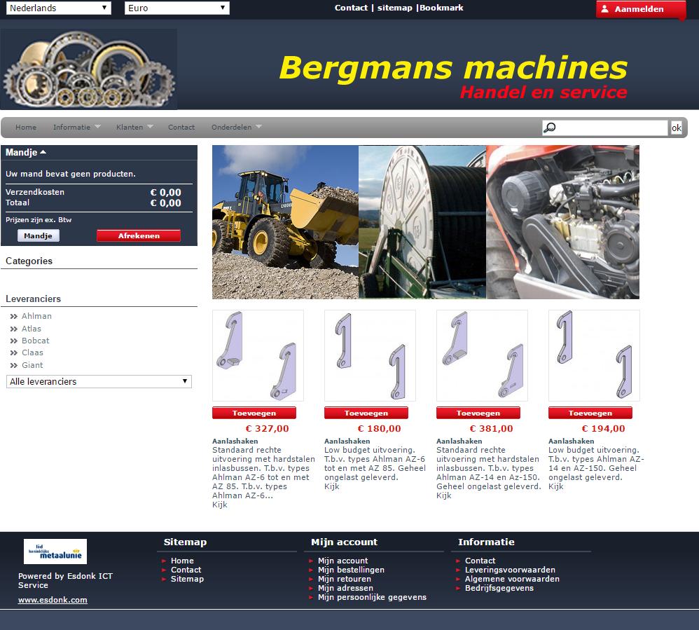 Bergmans machines