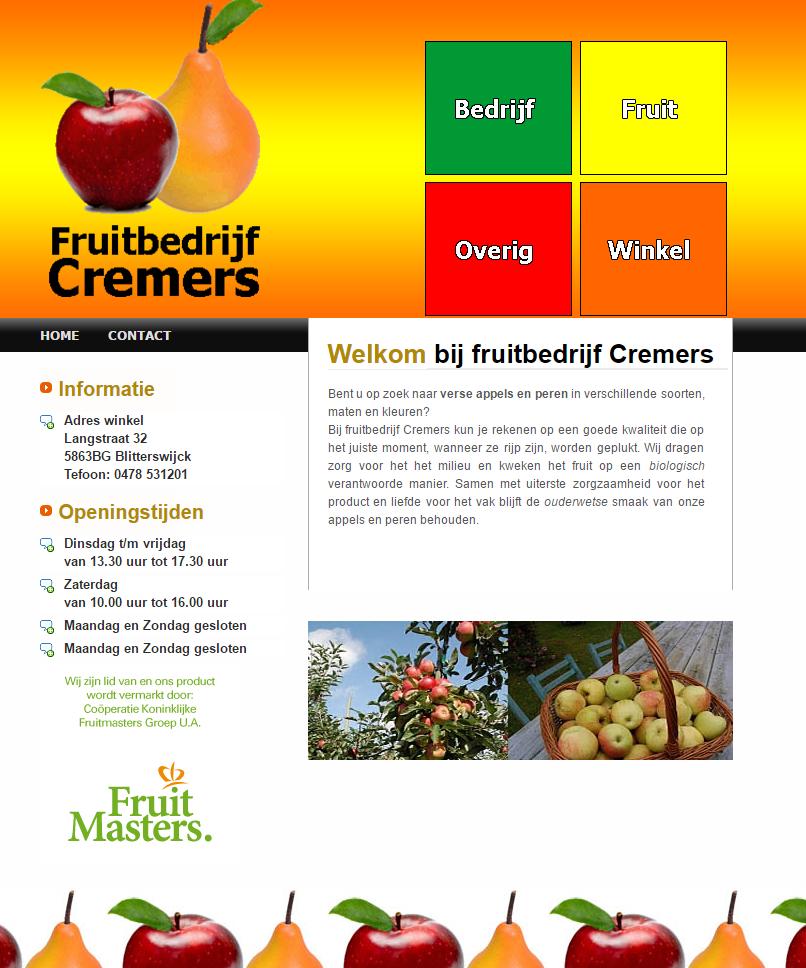 Fruitbedrijf Cremers