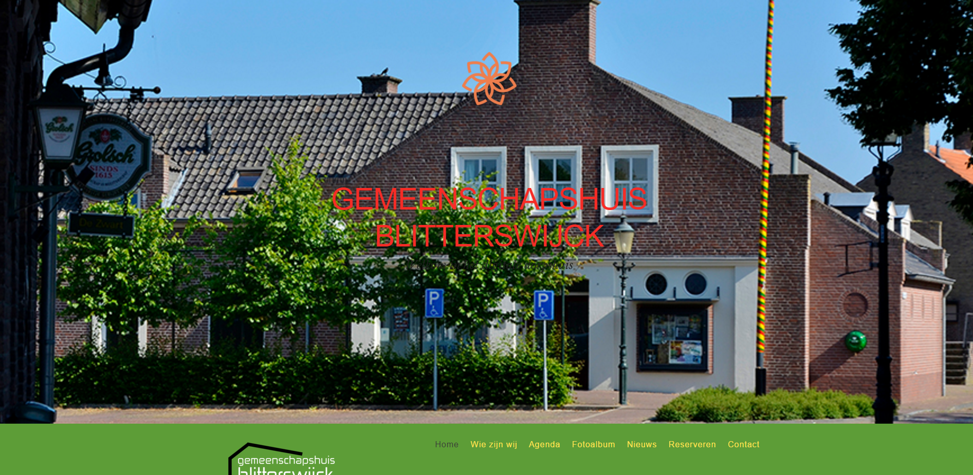 Gemeenschapshuis Blitterswijck