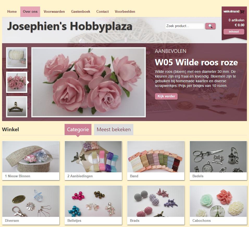Josephiens hobby plaza