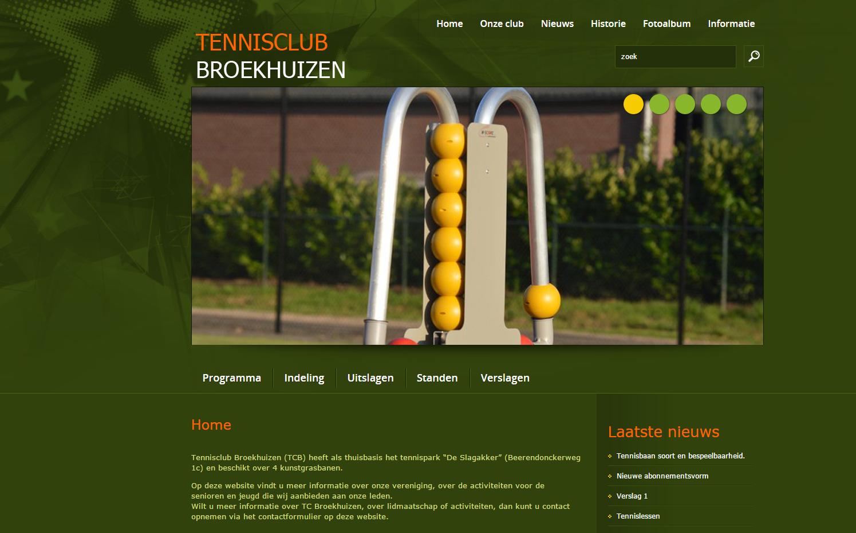 Tennisclub Broekhuizen